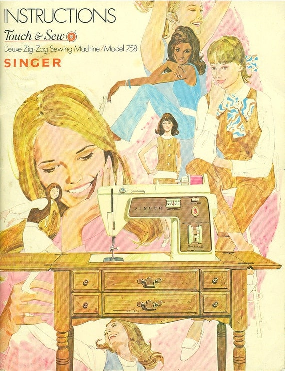 singer touch and sew special zig zag model 648 manual