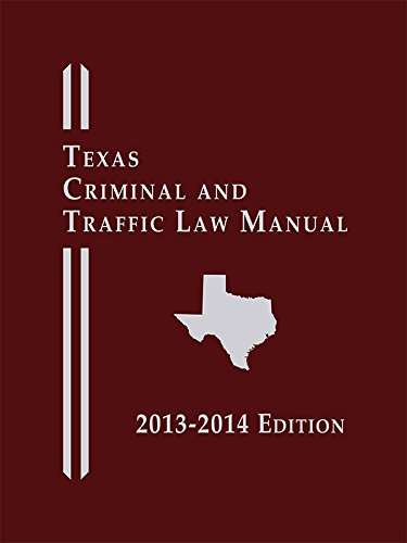 lexisnexis texas criminal and traffic law manual download