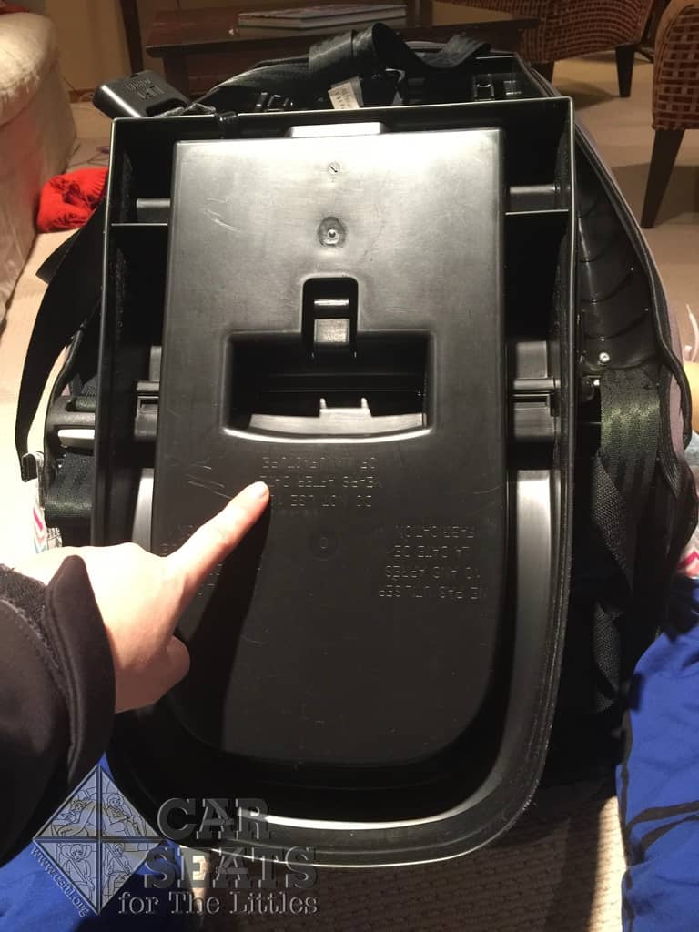 the first years car seat model i470-lmgy manual