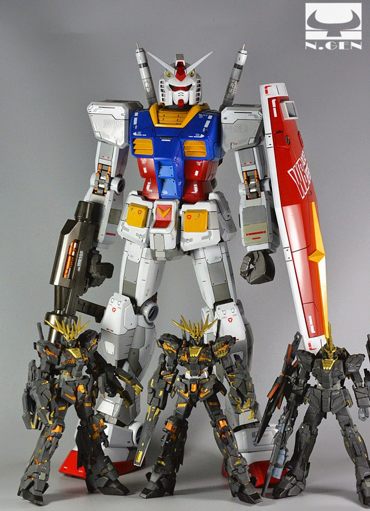 mobile suit archive gundam modeling manual rx-78