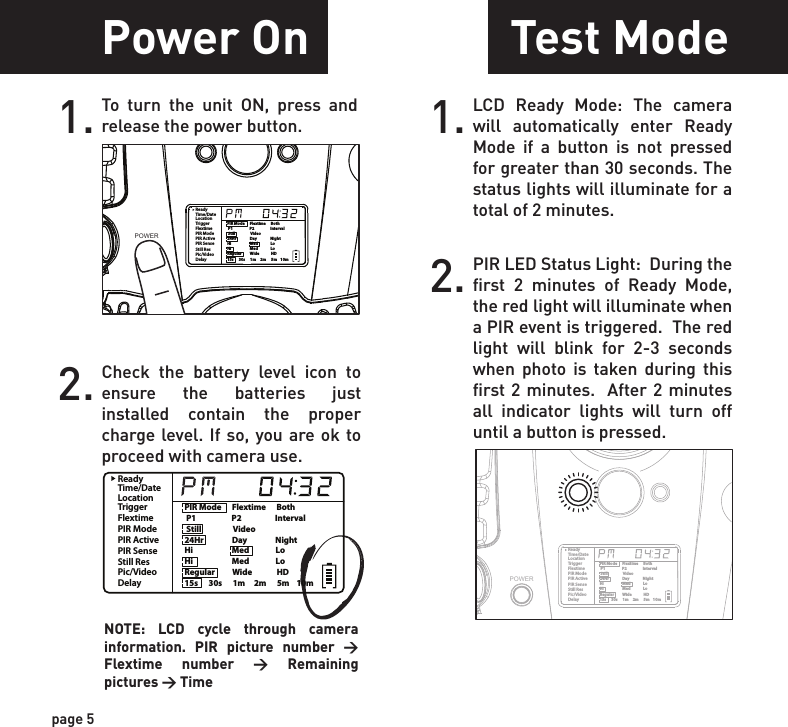 how to look up instruction manuals using model numbers