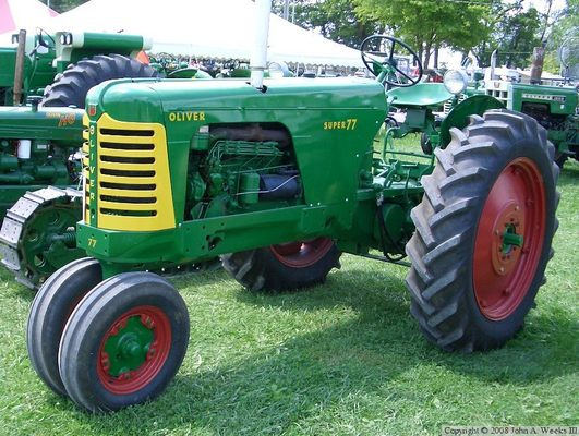 oliver 770 tractor manual free download
