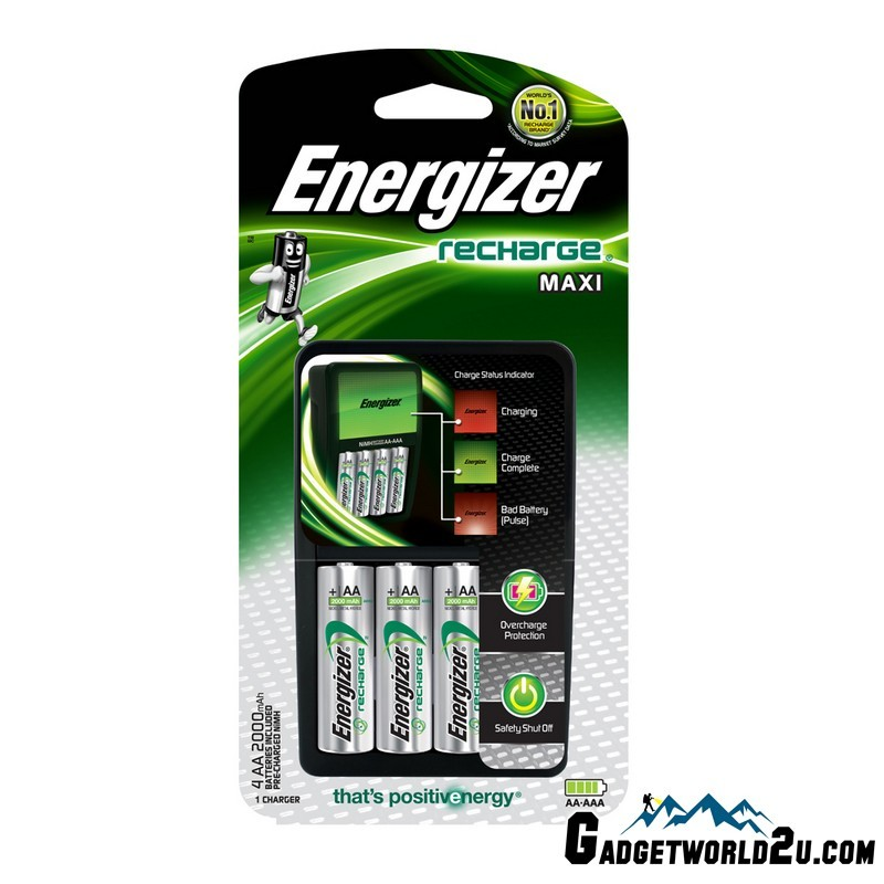 energizer nimh battery charger aa.aaa model chp42us manual