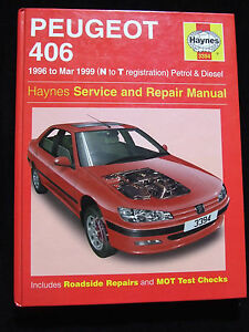 haynes manual peugeot 407 free download