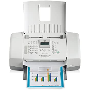 hp officejet 4500 manual fax setup
