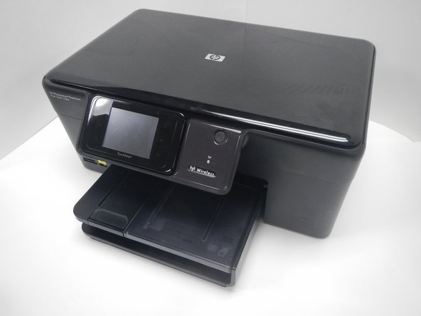 hp photosmart d110a repair manual